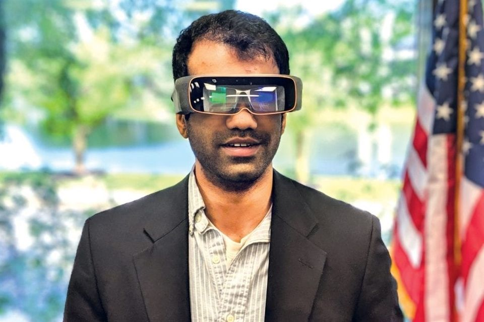 Engineering Sciences with a Focus on Augmented Reality and MR with Nick Cherukuri